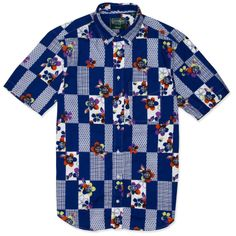 Gitman Checker Blossum Shirt  -- Checked Shirt Trend 2014. More pictures & suggestions -- http://male-extravaganza.com/fashion-trends-2014-checked-shirt/ #checkedshirts #menswear #fashiontrends