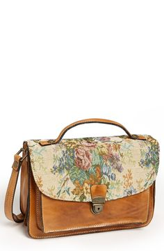 Patricia Nash - Digione Leather Satchel