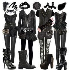 Try out this Black Veil Brides costume with your friends! I WANT IT I WANT IT PLZPLZPLZPLZPLZZPLZPLZPLZPLZPLZPLZPLZ?!?!?!?!!