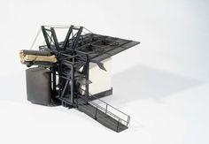 Primitive Hut /// Wes Jones Architect