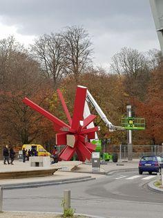 Wind Turbine, Sculptures
