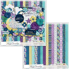 Sweet Dream kit by Megan Turnridge