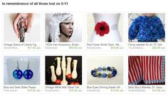 In remembrance of all those lost on 9-11  by Sherry from treasuresRtimeless. www.etsy.com/treasury/MTI0MTcwNjh8MjcyNjc4NDY2OA/in-remembrance-of-all-those-lost-on-9-11