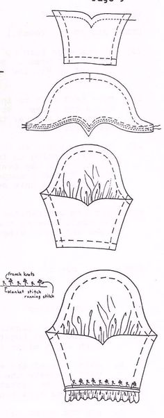 "10""ANTIQUE FRENCH JUMEAU/BRU/BLEUETTE DOLL DRESS&HAT&UNDERWEAR PATTERN GERMAN | eBay"
