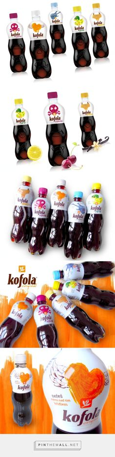 Kofola 0,5L on Packaging of the World - Creative Package Design Gallery... - a grouped images picture - Pin Them All