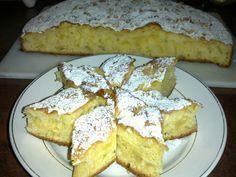 Lightning rýchlo a jablkový piškótový tortu-ľahko pochúťky-a-moment-over Fall Desserts, No Bake Desserts, Dessert Recipes, Hungarian Cake, Hungarian Recipes, Just Eat It, Nutella, Baking And Pastry, Sweet Cakes