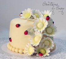 Looks good enough to eat, and those lady bugs seem to agree