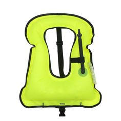Inflatable Life Jacket Life Vest For Children & Adult Foldable Aquatic Sports Swimming Diving Surfing Fishing Parent-Child Suit