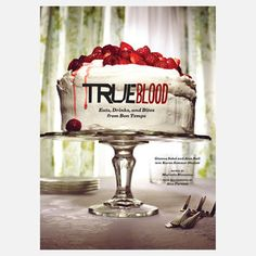 True Blood: Eats Drinks Bites, $24, now featured on Fab.