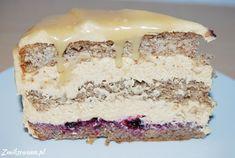 #TortKajmakowy - najsmaczniejszy #tort z masą #kajmakowa. Dla wielbicieli #slodkosci i #kajmaku.