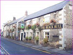 The Black Bull at Corbridge