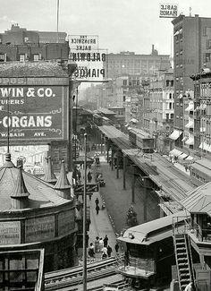 Wabash Avenue, 1907