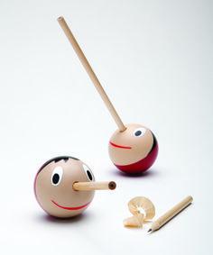 Pinocchio-pencil-sharpener