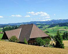 Mannenberg Rundweg - Schweiz Mobil - Wanderland
