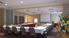 Hilton Garden Inn Columbus-University Area Hotel, OH - Meeting Space - Conference Room