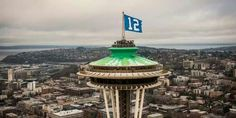Seattle, Washington. Home of Seahawks Football and the 12th man!