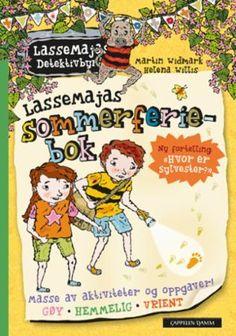 LasseMajas sommerferiebok 2018