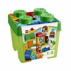 Lego Duplo Steinebox für den Start in die Legowelt.