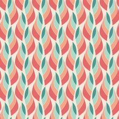 Metamorphosis Coral ART GALLERY fabrics