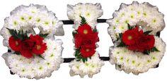 SIS - #floral #flowers #moonstones #ltd #fareham #florist #sympathy #tribute #sis