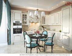 Дизайн кухни в современном стиле, фото интерьера 2015, современные идеи в дизайне столовой