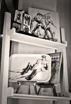 tomoffinland satuylavaara - Twitter-haku Tom Of Finland, Magazine Rack, Storage, Twitter, Life, Furniture, Home Decor, Purse Storage, Decoration Home