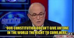 """VIDEO : Giuliani Tells Liberals, """"Our Constitution Doesn't Give Anyone in the World a RIGHT to Come Here"""" – TruthFeed 12/22/16"""