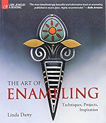 Image Of Book The Art Enameling By Linda Darty