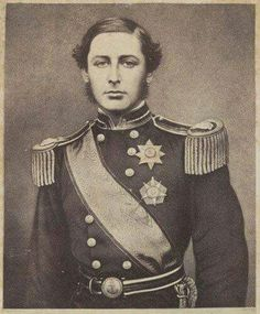A young Prince Alfred of the United Kingdom,Duke of Edinburgh,Duke of Saxe-Coburg-Gotha.A♥W