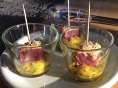 Thunfisch mit Mango Salsa Www.yourplace14.com