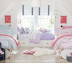 Gemma Campaign Storage Bed | Pottery Barn Kids