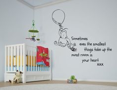 Disney-Winnie-the-Pooh-Balloon-Quote-Large-Wall-Sticker-Decal-Mural-Vinyl-Art