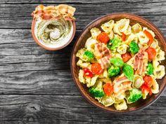 Salade d'été aux raviolis : Recette de Salade d'été aux raviolis - Marmiton