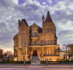 The Bishop's Palace, Galveston, TX