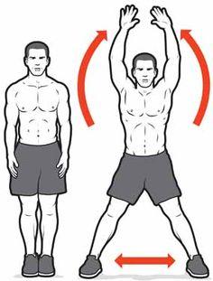 Verbrand 100 calorieën in 4 minuten met deze oefeningen! Makkelijk thuis te doen & geen sportschool of gewichten nodig!