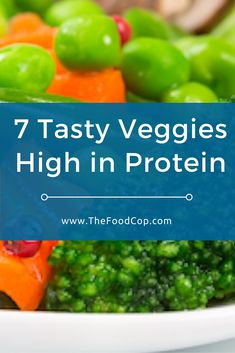 Many plant-based foods can meet the recommended protein requirements just as much as meat, poultry, and other protein sources can, without having to take a dietary supplement. Click to learn more. via @thefoodcop