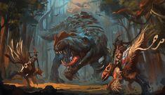 Ravager Ambush by Raph04art on DeviantArt