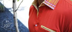 Menswear polo dress shirt collection from Alial Fital