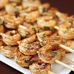Chipotle lime shrimp