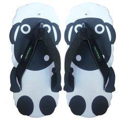 Sandal sancu (sandal lucu) model Shaun the Sheep yang kreatif, imut dan menarik, dibuat dengan sistem tempel dengan tiga lapis sol anti slip dan tahan lama. Untuk pesan SMS 08989135346.