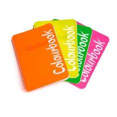 Quaderno ColourBook Pad 19x26 spiralato 80 FG.
