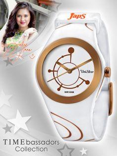 TIMEbassadors Collection - Julie Ann San Jose 3