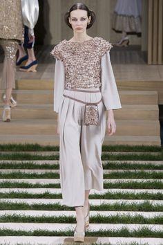 Шанель | Коллекции весна-лето 2016 | Париж | журнал Vogue