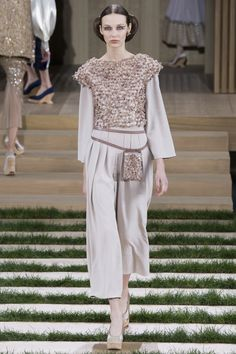 Chanel | Коллекции весна-лето 2016 | Париж | VOGUE