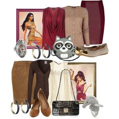"""Let's Swap: Pocahontas & Meg"" by jamiethornton78 on Polyvore"