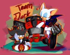 A good boy by Aikutalk on DeviantArt Shadow The Hedgehog, Sonic The Hedgehog, Silver The Hedgehog, Shadow And Rouge, Rouge The Bat, Sonic Heroes, Sonic Franchise, Sonic And Shadow, Sonic Fan Art