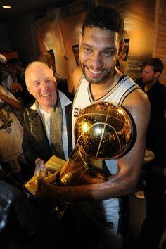 San Antonio Spurs--Duncan