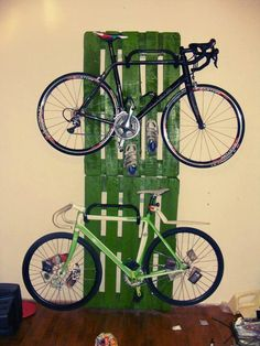Bycicle holder