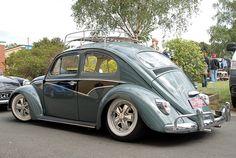 VW Beetle by KDFKID, via Flickr