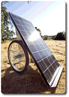http://netzeroguide.com/portable-solar-panels.html Easily portable solar panel products have become more common considering they are becoming less costly and folks always like to keep their personal gadgets charged up even though they travel off of the power grid.